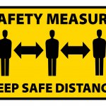 safe distance safety measure